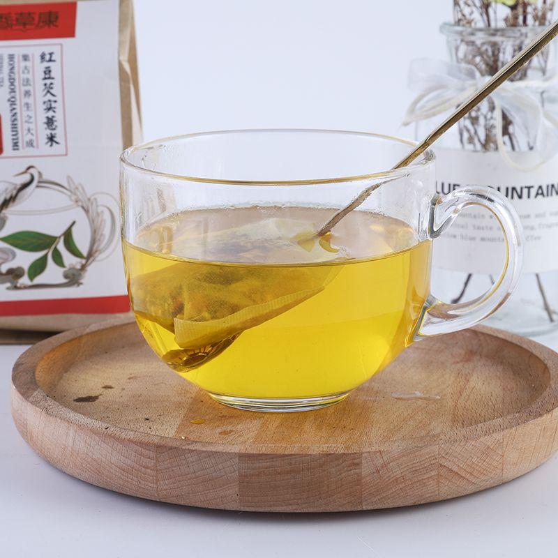 香草康红豆芡实薏米茶-040208