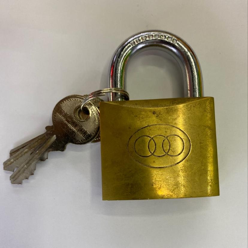 三环牌铜挂锁   TT265  50MM