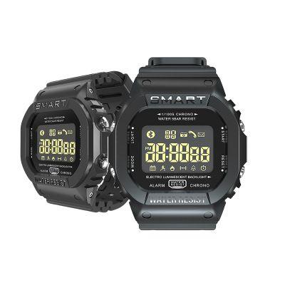 跨境爆款智能三防手表手环50米防水户外运动蓝牙心率血压健康监