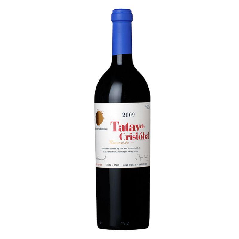 智利原瓶进口红酒 斯尔本塔 塔塔依干红葡萄酒 仅有3900瓶
