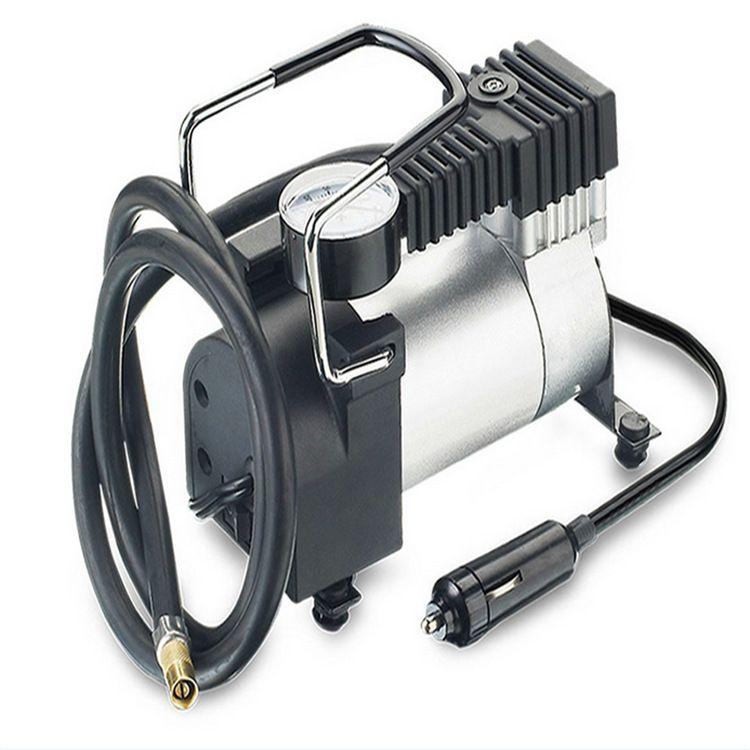 便携汽车 车载充气泵 单杠打气泵