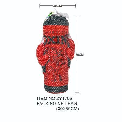 儿童体育拳击套装、59CM大拳击沙包(网袋)ZY1705