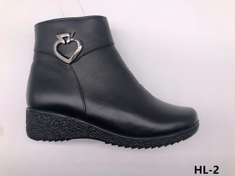 冬季2020新款女士棉鞋保暖舒适合脚休闲细腻轻便HL2
