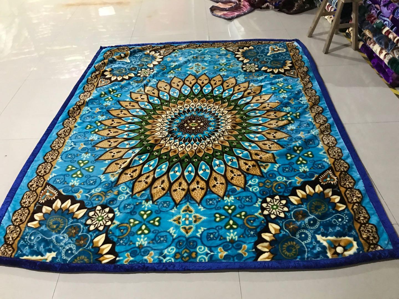 厂家批发外贸毛毯绒毯法兰绒珊瑚绒拉舍尔毛毯尺寸可定制花色60