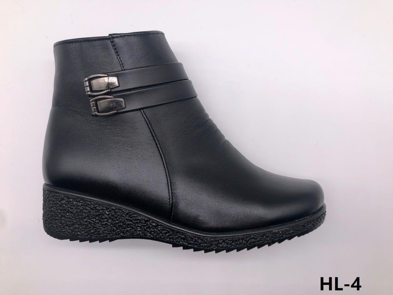 冬季2020新款女士棉鞋保暖舒适合脚休闲细腻轻便HL4