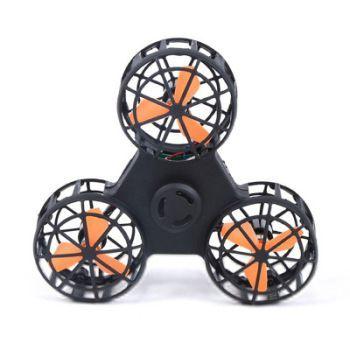TS 儿童指间手指飞行器磁悬浮会飞的减压黑科技玩具旋转飞行指尖陀螺