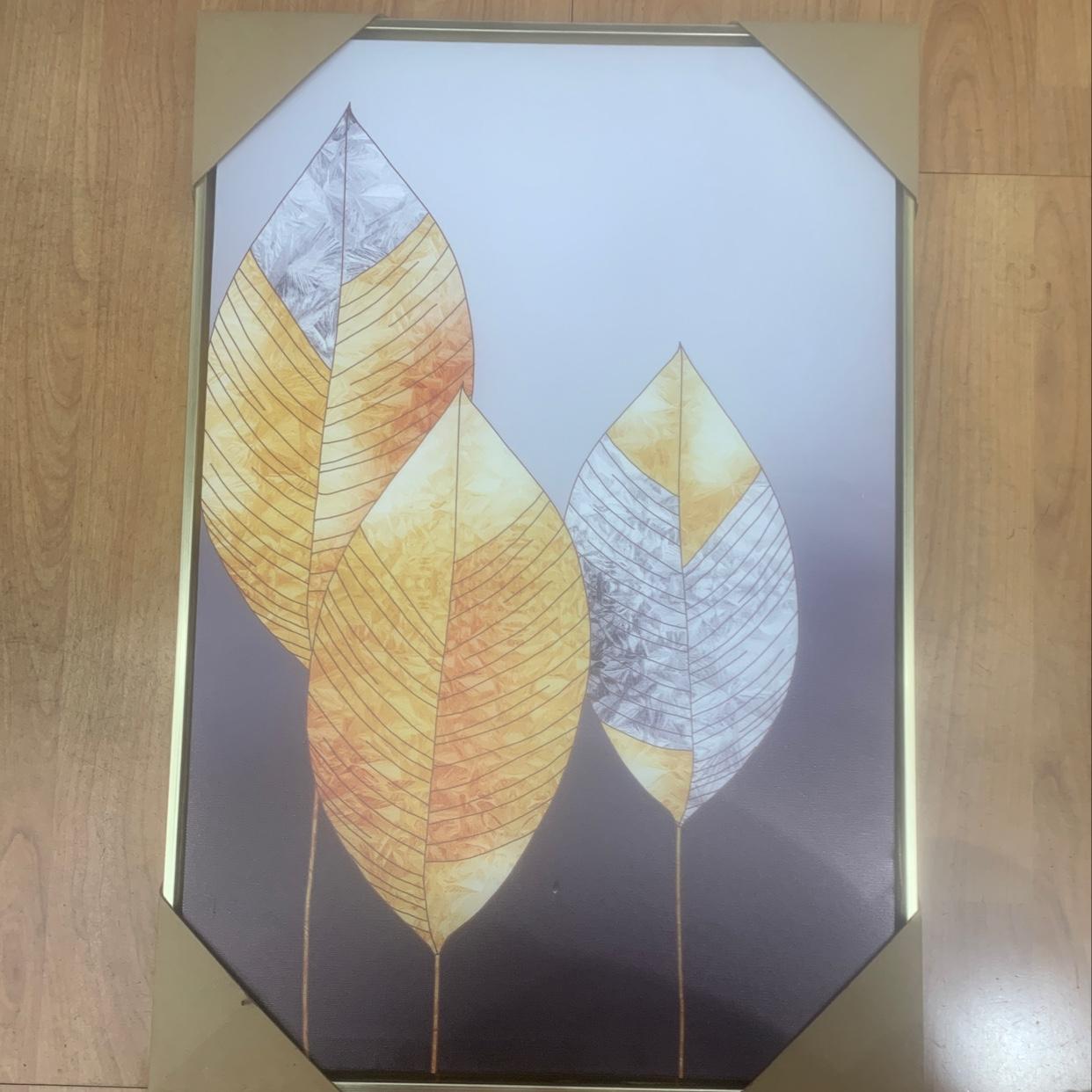 油布装饰画-2