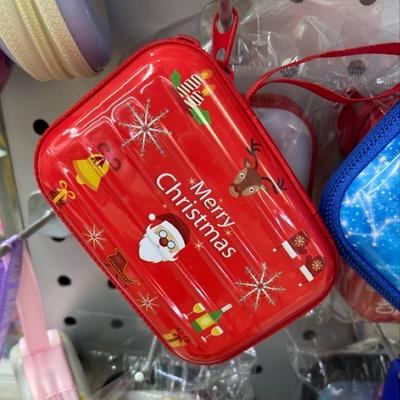 马口铁零钱包圣诞款零钱包