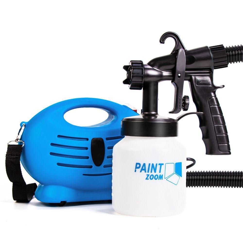 TS 厂家直销DIY电动涂料器多功能自动喷漆机 110V-220V高压喷漆枪