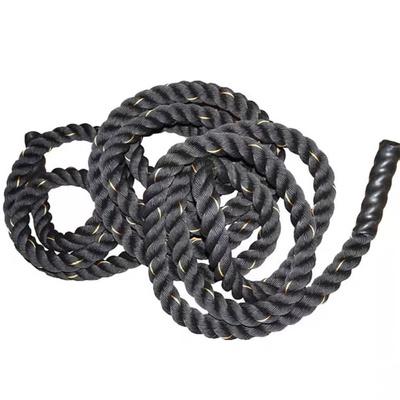 健身甩大绳体能训练绳粗麻绳格斗绳攀爬绳私教绳臂力绳