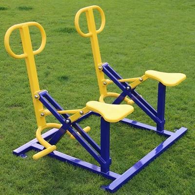 室外健身器材户外健身路径双人健骑机骑马机