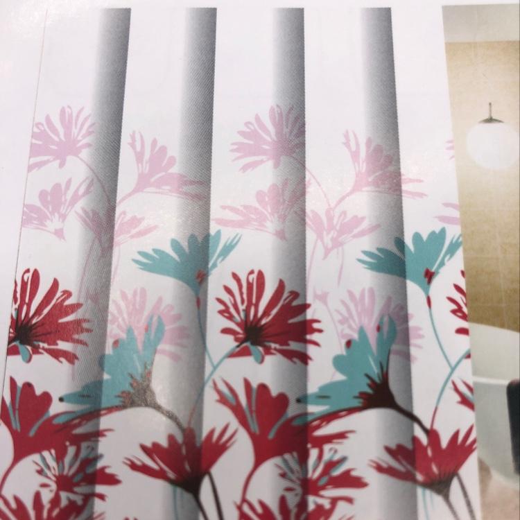 防霉浴帘浴室浴帘防水防霉卫生间隔断拉帘窗帘门帘浴帘尺寸180X180。