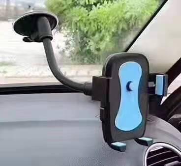 汽车车载自动锁面板吸盘吸挡风玻璃手机支架