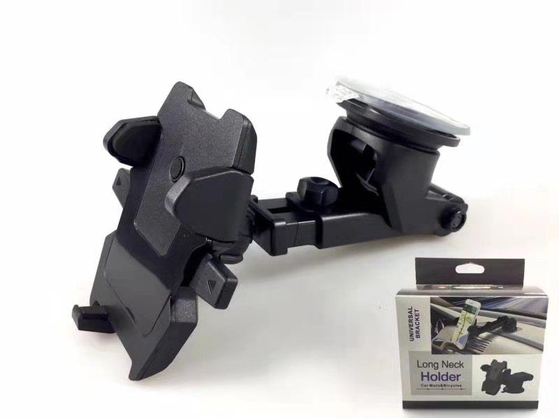 汽车车载变形金刚硅胶吸盘可吸挡风玻璃款手机支架