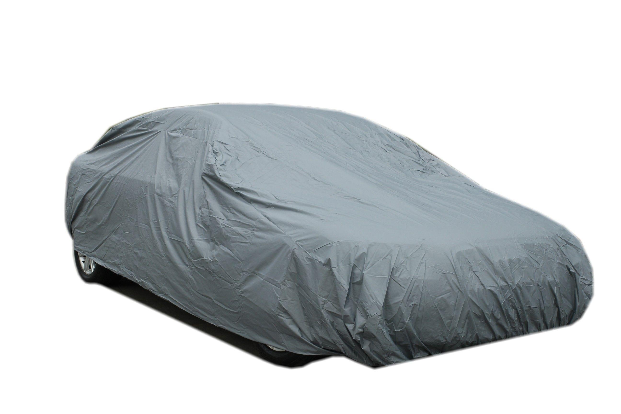 汽车车衣罩 PEVA单层车罩防尘防水 外贸热销 现货供应 可定制材质和款式