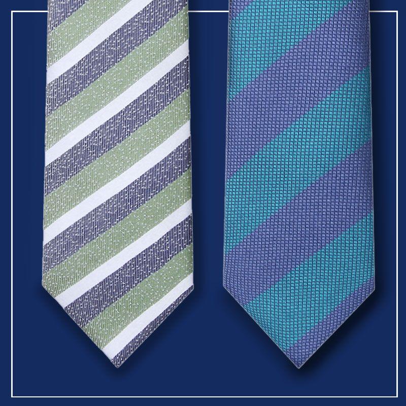 意大利真丝手工领带6