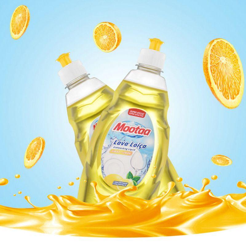 mootaa欧洲【控价】柠檬香型浓缩洗洁精 500ML