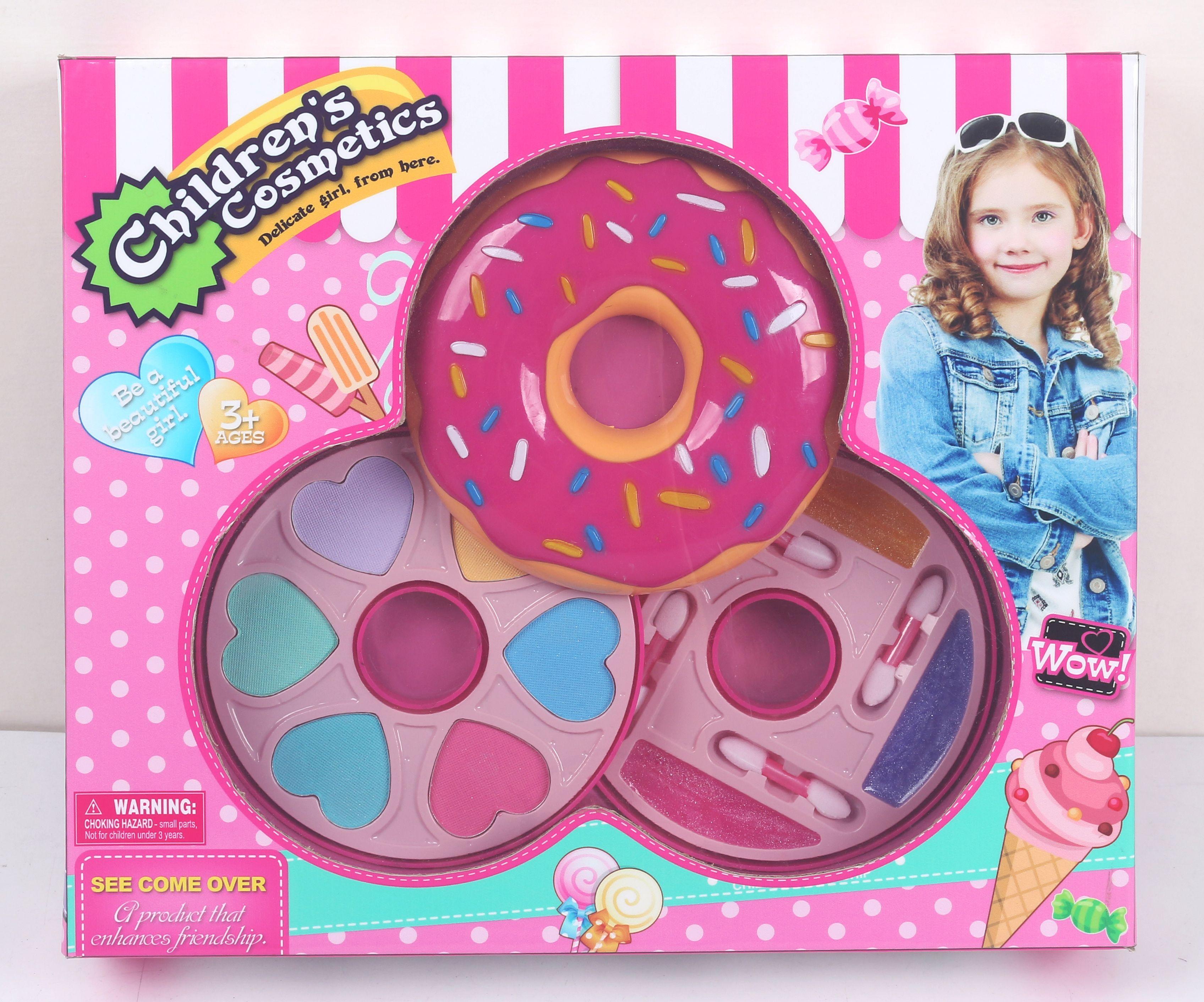 甜甜圈化妆品2层351-B