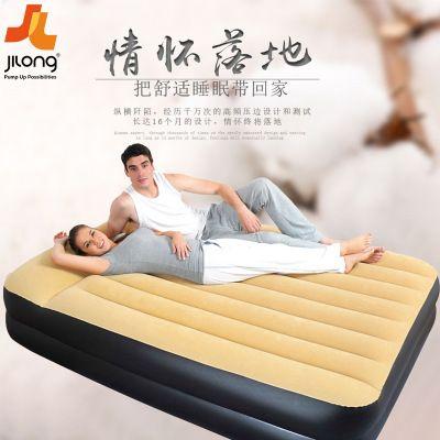 jilong 内置泵充气床垫
