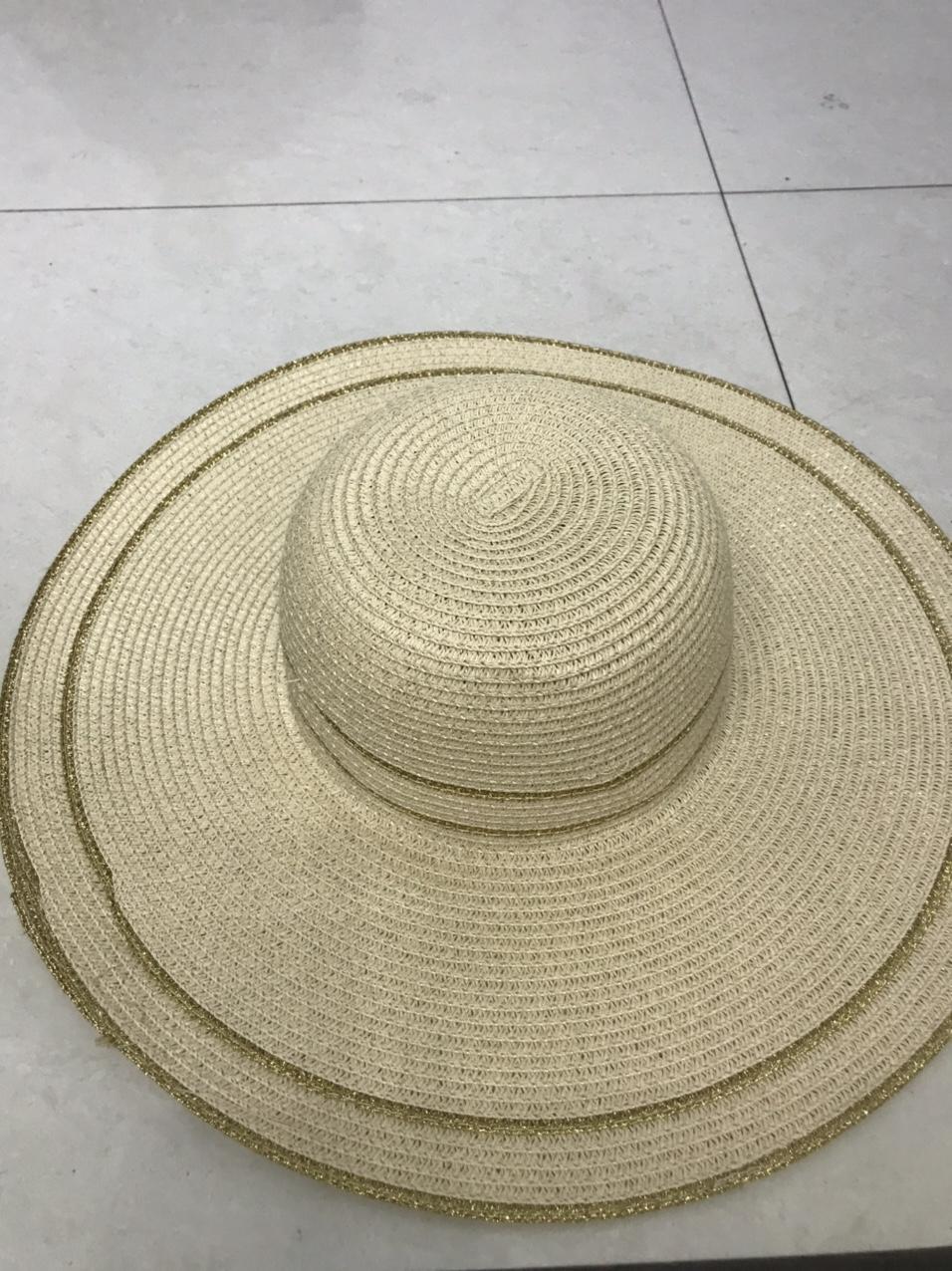 时尚韩版大沿帽