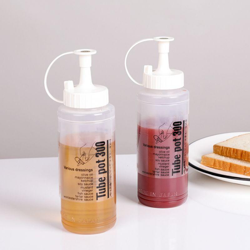 SANADA日本酱料瓶 调料瓶 340ml
