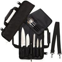 TS 刀具手拿包 厨师刀具收纳袋 单肩斜挎两用 亚马逊热销刀具包