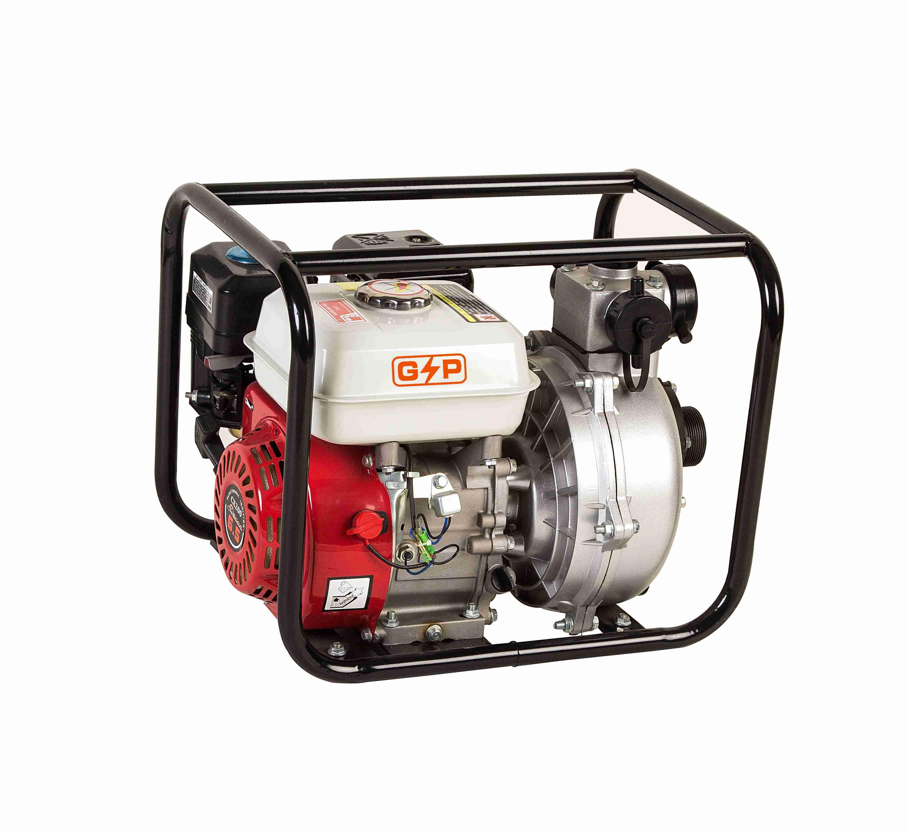 4寸汽油水泵自吸泵便携式小型家用农用灌溉排涝清水泵