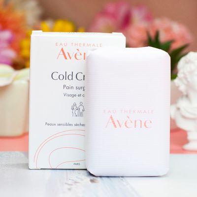 avene雅漾三重滋养洁肤皂100G洁面护肤香皂温和清洁舒缓