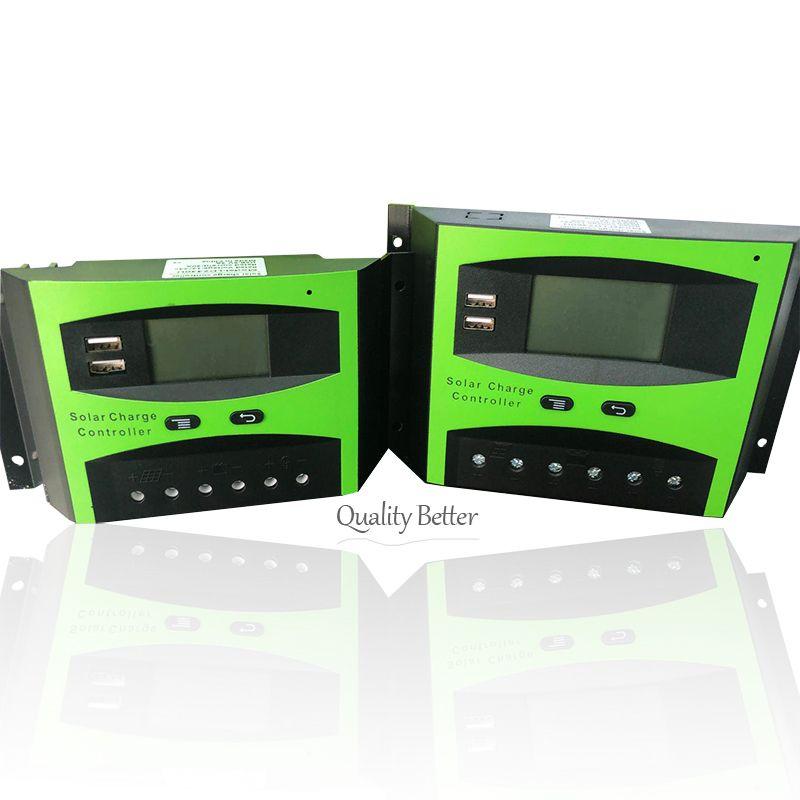 太阳能控制器12/24V 30A绿色