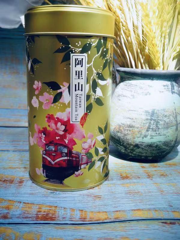台湾阿里山清香乌龙茶