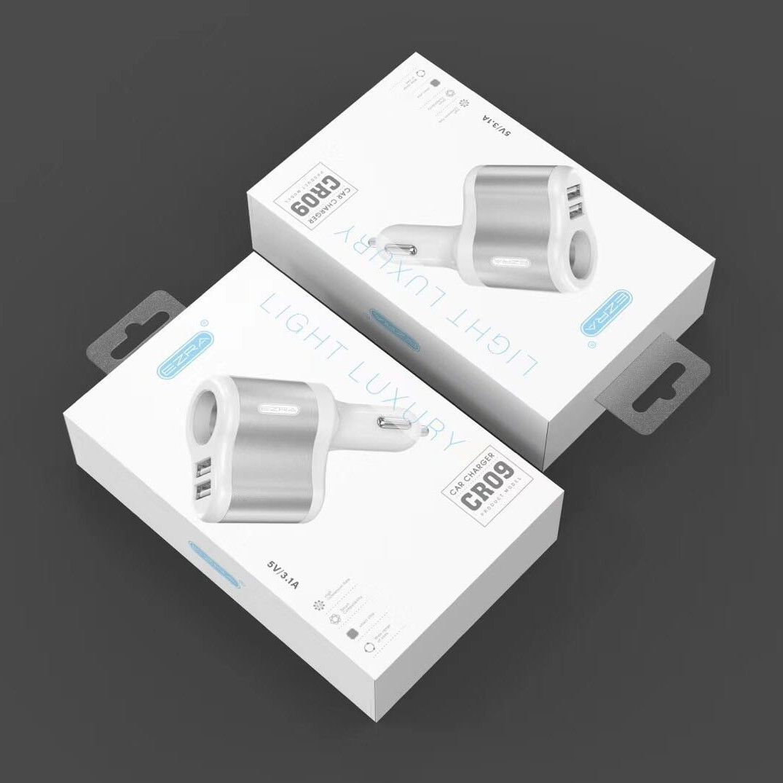 汽车 双USB充电器  车充5V/2.1A