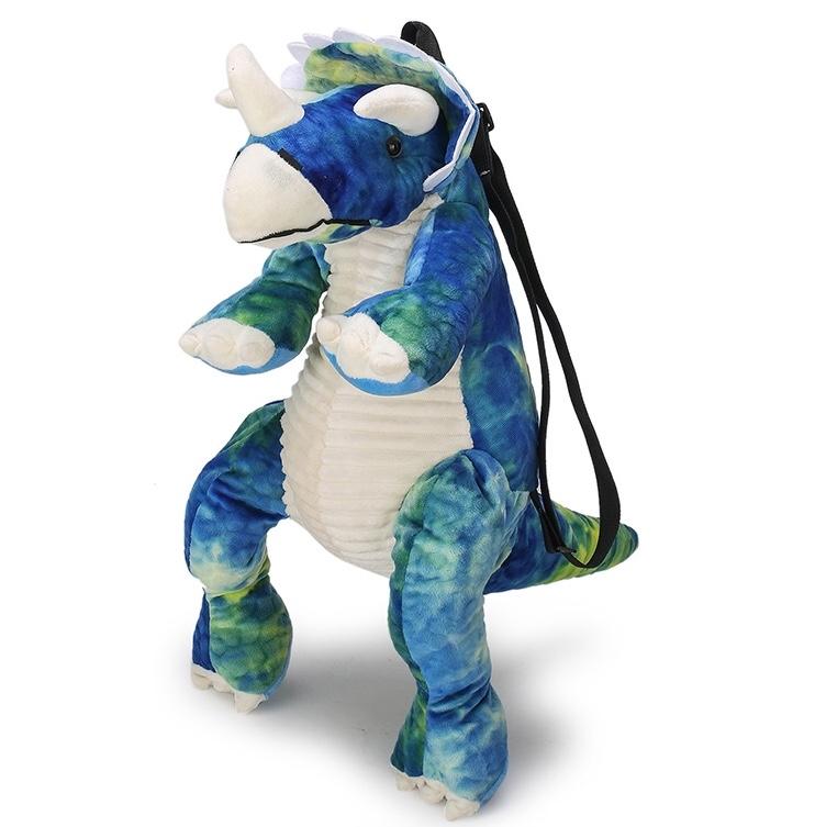 恐龙书包 儿童双肩包卡通背包儿童双肩书包