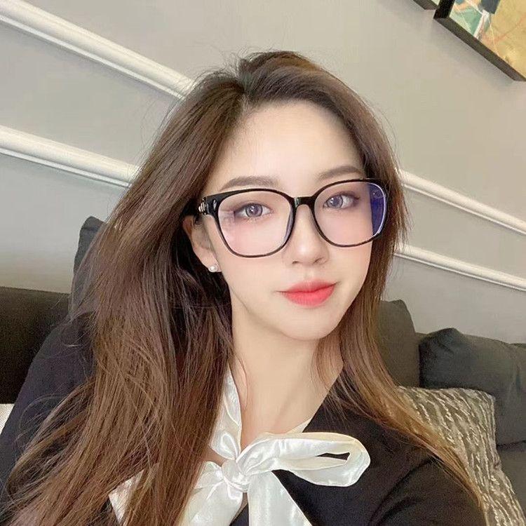 时尚新款平光镜仿眼镜框批发 大框学生眼镜架厂家直销