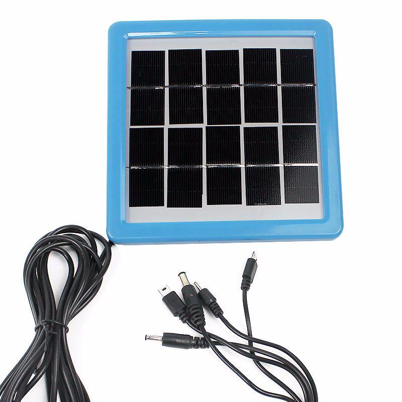 【太阳能充电板HB-520】