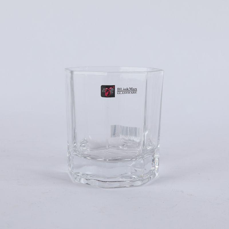 义乌好货 丽尊矮款大号八角水杯260ML/65535