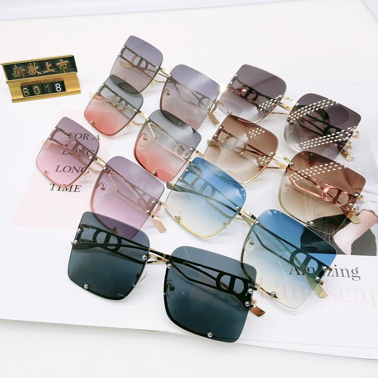 2021年新款太阳镜时尚百搭潮流墨镜