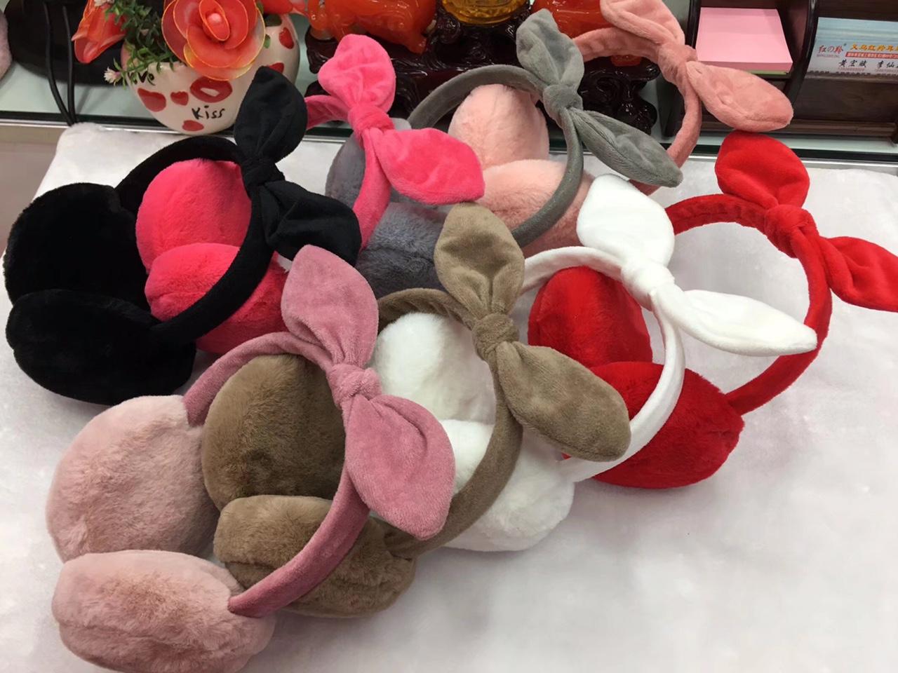红羚精品耳罩卡通耳罩好用耳罩新品耳罩好用