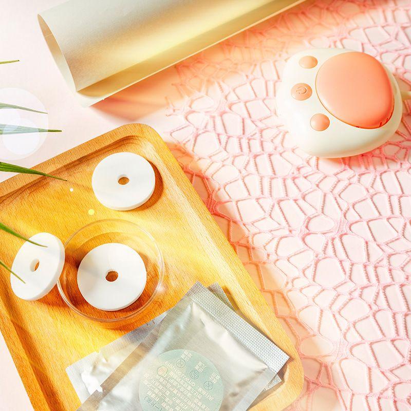 创意猫爪驱蚊器户外便携电子灭蚊器家居卧室儿童充电防蚊驱蚊手环
