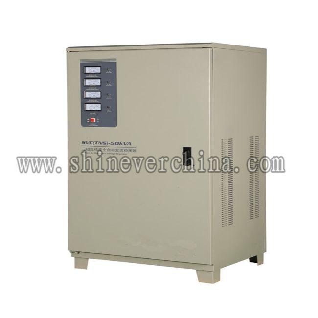 SBW 三相全自动补偿式电力稳压器