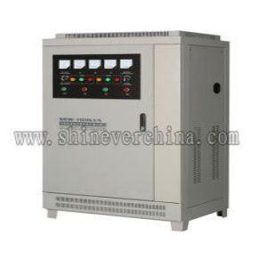 SBW三相全自动补偿式电力稳压器