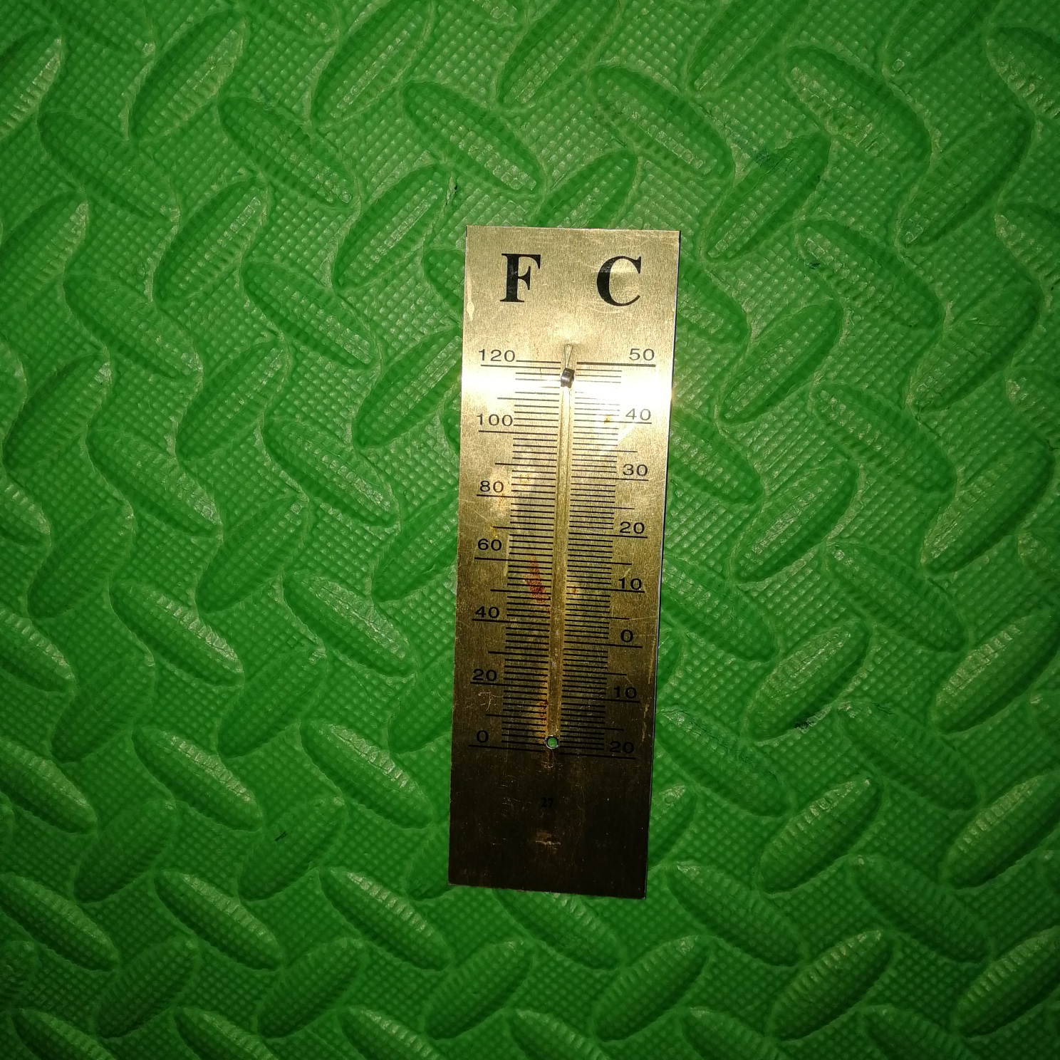供应工艺品配件温度计,各种材质配件温度计