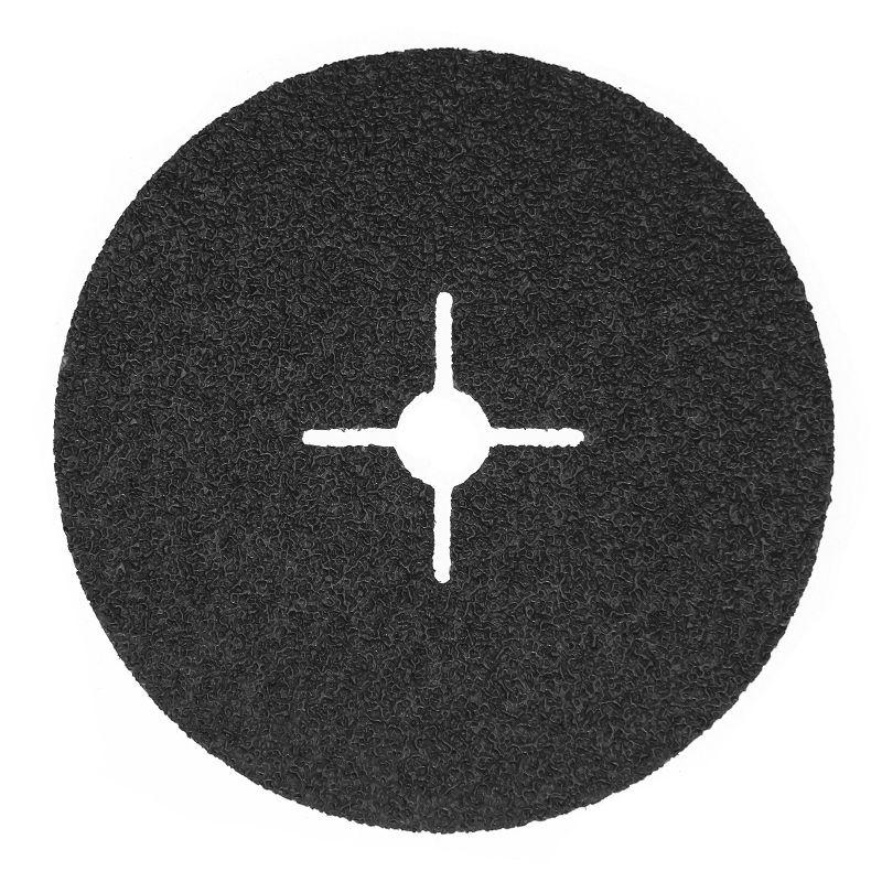 钢纸片砂纸片磨砂片打磨片黑砂碳化硅十字孔抛光打磨工具内销外贸厂家现货定牌