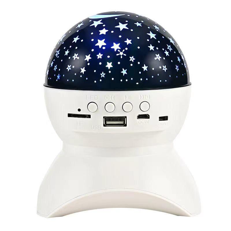 LED星空投影仪蓝牙LED舞台灯创意礼品星光小夜灯生日礼物