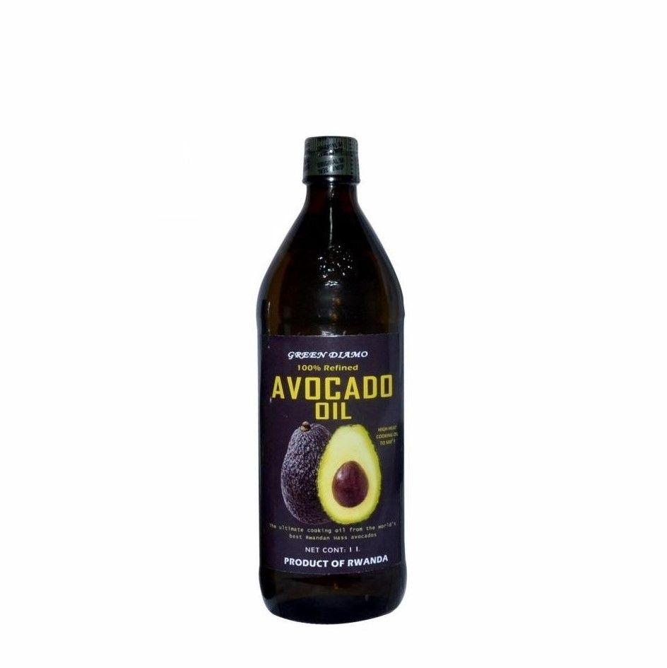 Green Diamo Avocado Oil Refined(精制鳄梨油 )1L