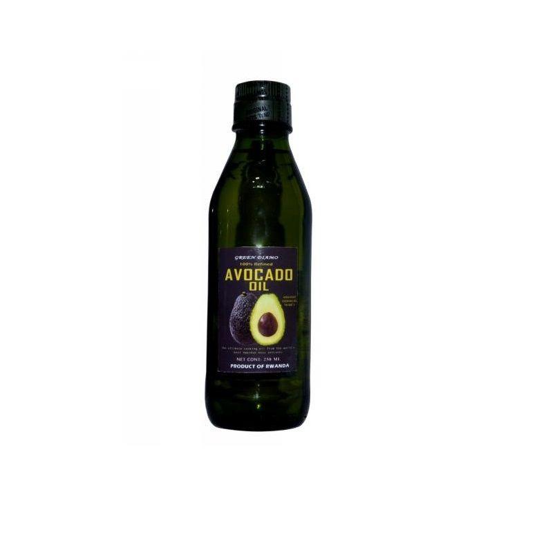 Green Diamo Avocado Oil Refined(精制鳄梨油)250ml