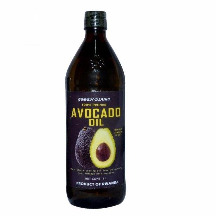 Green Diamo Avocado Oil Extra Virgin(鳄梨特级初榨油) 1L