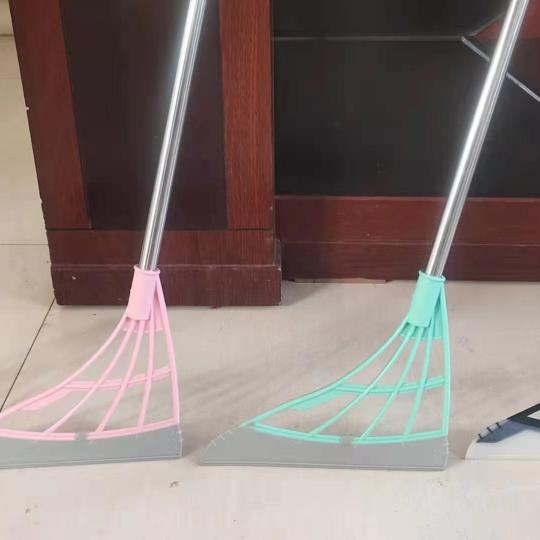 厨房浴室刮水扫把地面刮水器扫水扫把魔术扫把硅胶扫把扫擦刮