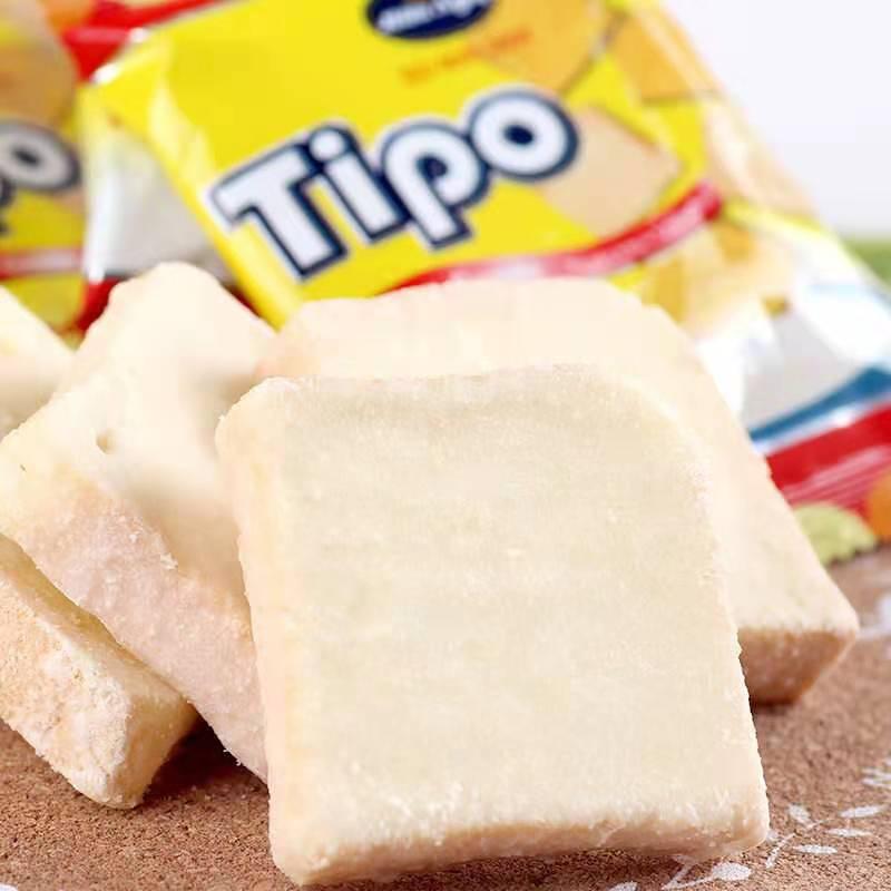 越南丰灵TIPO面包干300克