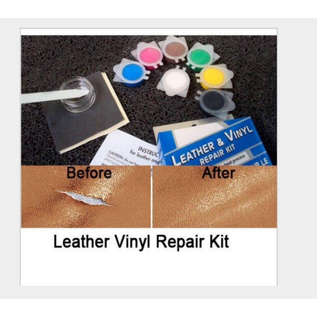 皮革修补套装汽车皮革修补工具 划痕翻新修复工具