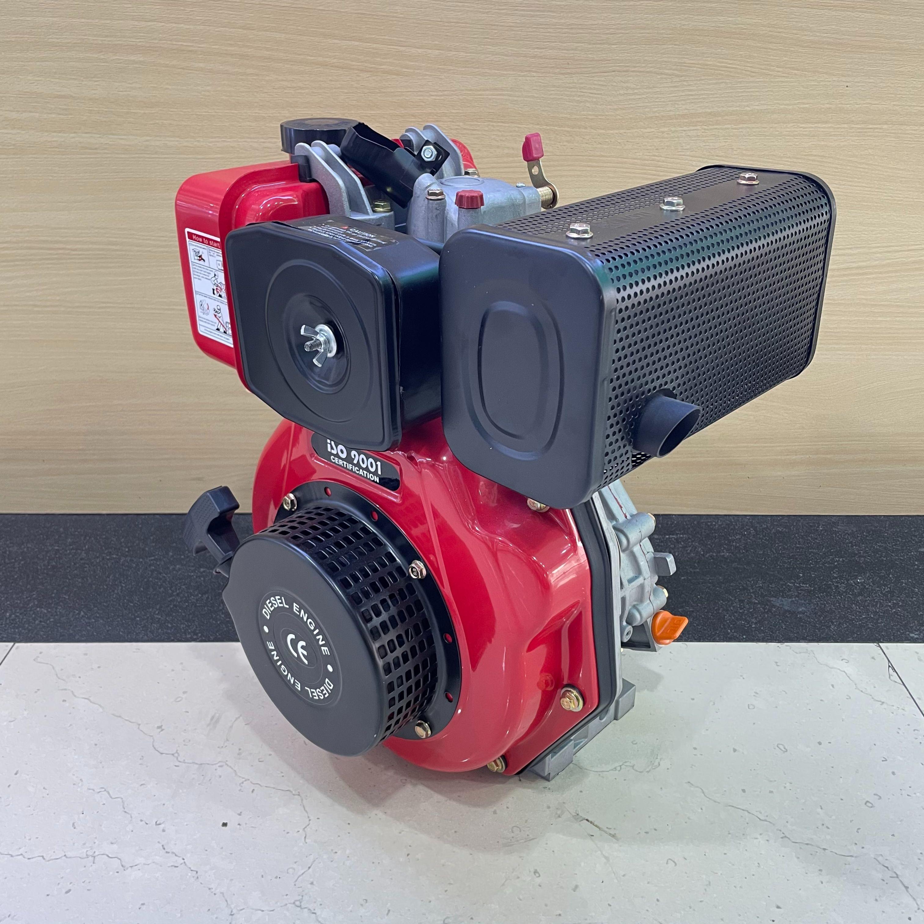 辉腾外贸工厂直销 柴油机 四冲程立式风冷单缸柴油机 178F发动机